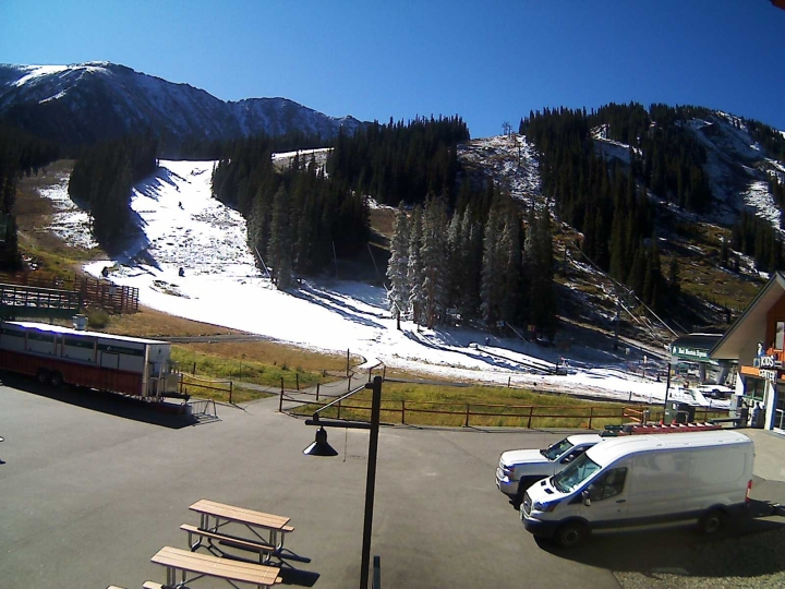 snowmaking photo arapahoe basin september 2017