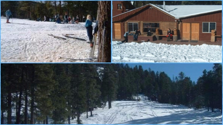 photos courtesy elk ridge ski area in williams arizona