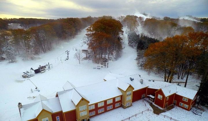 caberfae peaks snowmaking