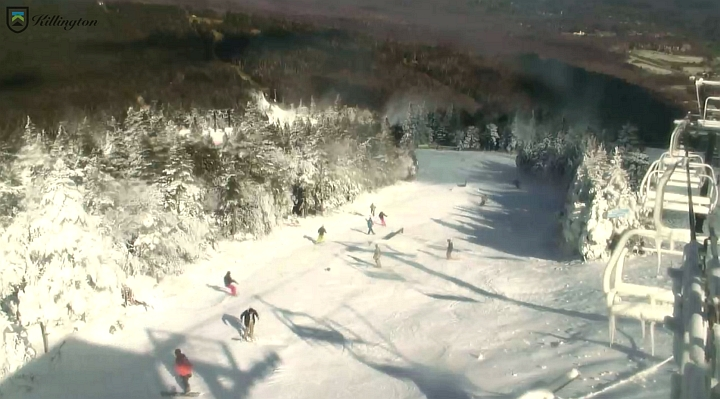 killington opening day 2017