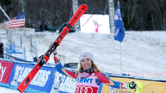 11/27/17 Temps Soar in Utah, Shiffrin Scores in Vermont