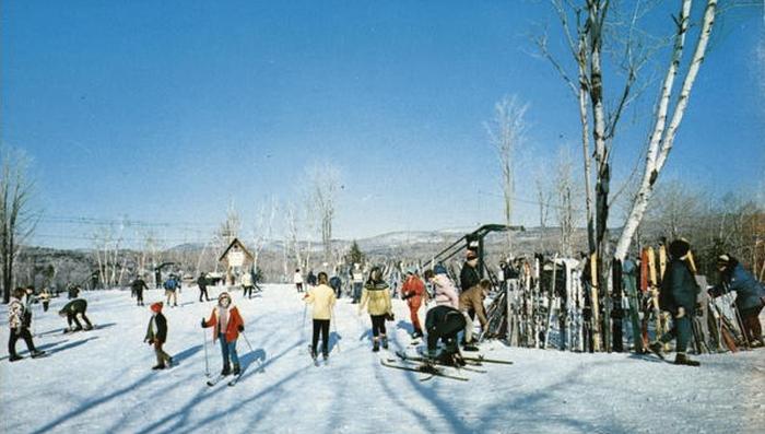 haystack resort 1960s