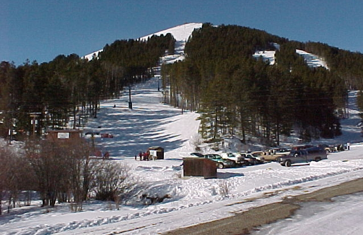 Bear Paw Ski Bowl in Havre Montana