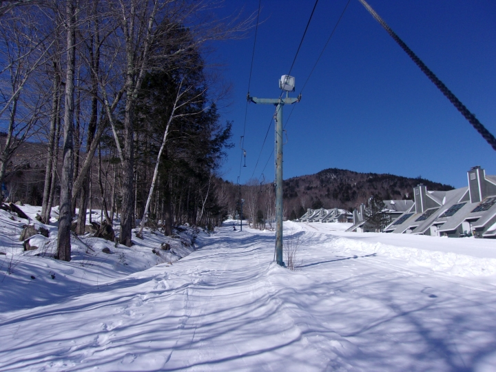 surface lift at tenney mountain