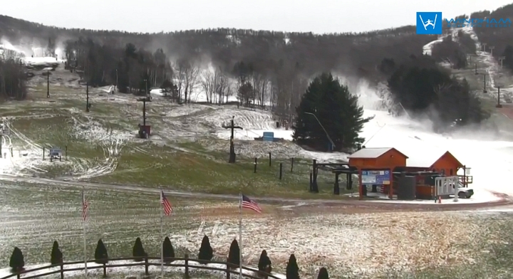 Flurry of Openings, Killington gets the Green Light