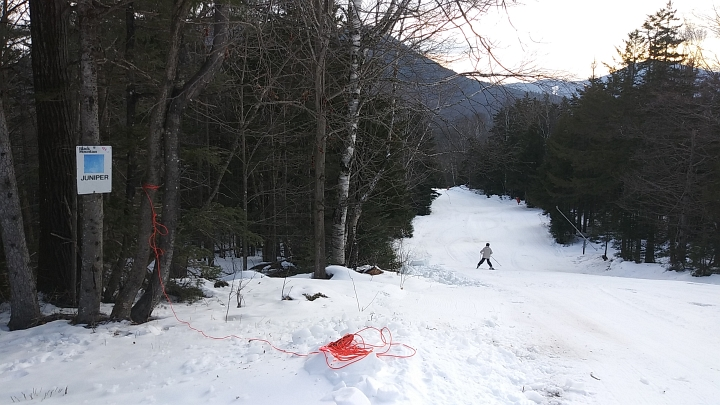 Soft & Smooth at Black Mountain, NH