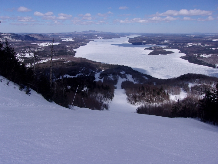 Owl's Head ski resort Quebec