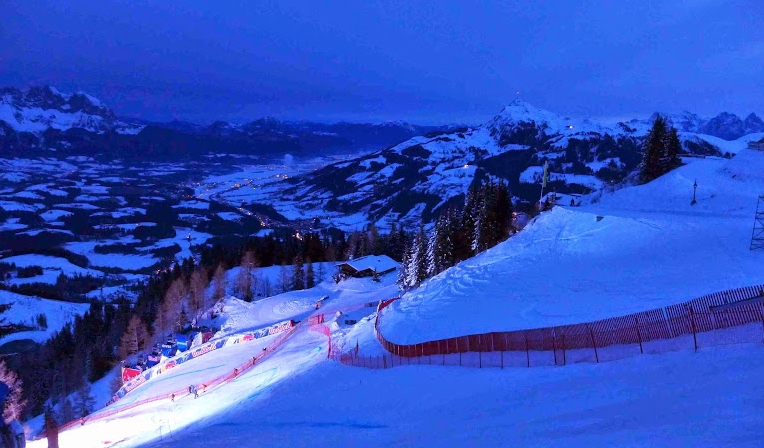 World Cup Wednesday Wrap Up 1/18/17 -- Kitzbuehel & Kandahar!!!