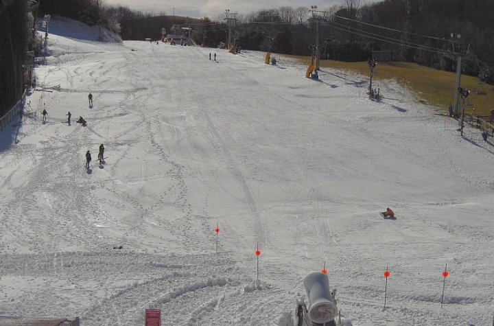 cataloochee ski area in maggie valley opens for season