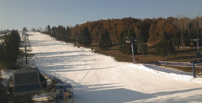 mt holly michigan ski slope