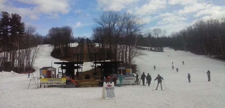 3/6/18 Sam Reports on a Pair of Small but Mighty Granite State Ski Hills