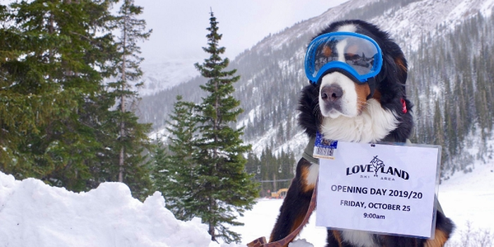 Timberline Teases, Loveland Spins Friday